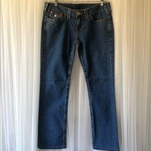 TRUE RELIGION Billy Boot Cut Jeans Size 29